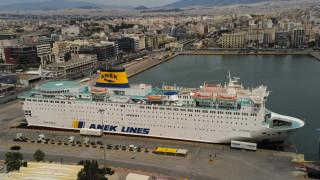Κορωνοϊός: Ιχνηλάτηση επαφών από κλιμάκιο του ΕΟΔΥ στο πλοίο «Ελευθέριος Βενιζέλος»