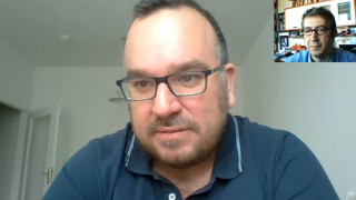 Θ. Γρηγοριάδης στο CNN Greece: Ο κορωνοϊός αλλάζει την πολιτική οικονομία του πλανήτη