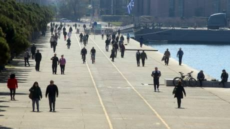 Θεσσαλονίκη - Ζέρβας: Εάν δεν βρεθεί λύση θα κλείσουμε τη νέα παραλία - Την Τρίτη οι αποφάσεις
