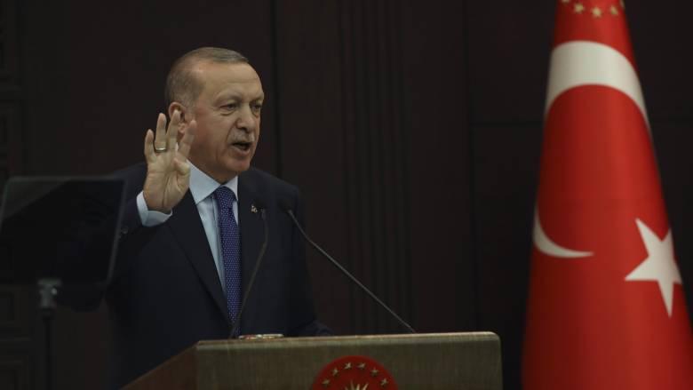 Κορωνοϊός - Ερντογάν: H Τουρκία βρίσκεται πολύ κοντά στο να ξεπεράσει την επιδημία