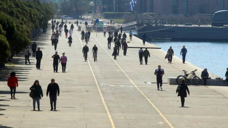Θεσσαλονίκη - Ζέρβας: Αίτημα για άρση της κυκλοφορίας στην παραλία