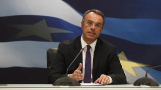 Κορωνοϊός: Το χρονοδιάγραμμα των φορολογικών και ασφαλιστικών ελαφρύνσεων ανακοίνωσε ο Σταϊκούρας