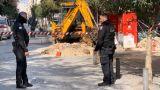 Εντοπίστηκε οβίδα του Β΄ Παγκοσμίου Πολέμου στο κέντρο της Αθήνας