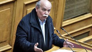 Βούτσης: Τη μέρα που πέθανε ο Γλέζος, ανεστάλη η λειτουργία του κοινοβουλίου της Ουγγαρίας