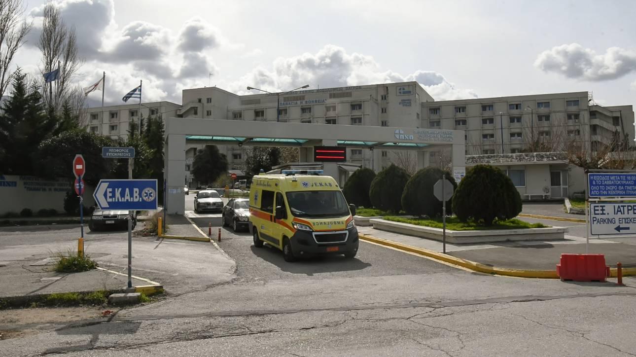 Κορωνοϊός: Πέθανε άνδρας από την Πτολεμαΐδα
