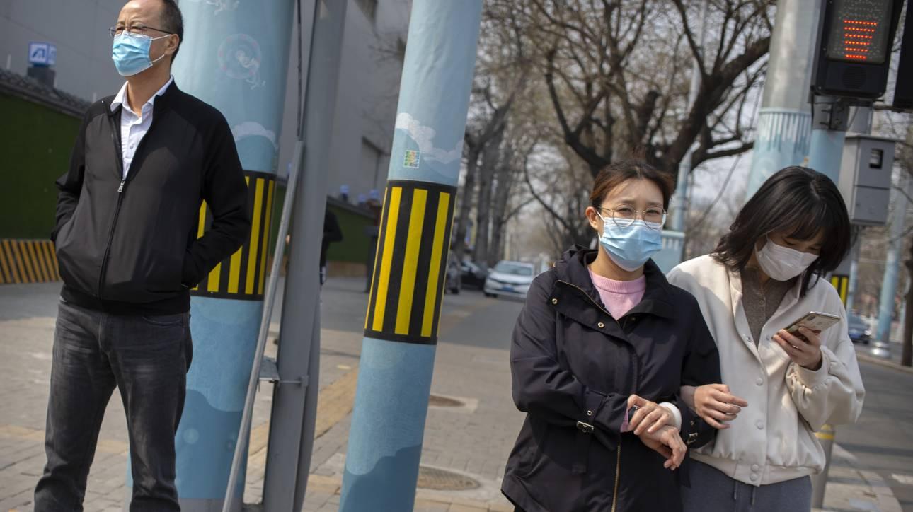 Κορωνοϊός: Φόβοι στην Κίνα για τα ασυμπτωματικά κρούσματα