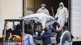 Κορωνοϊος: Οι ΗΠΑ ξεπέρασαν την Κίνα σε νεκρούς
