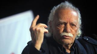 Μανώλης Γλέζος: Σήμερα η κηδεία του - Μεσίστια η σημαία στην Ακρόπολη