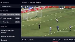 Οι κορυφαίες ομάδες και οι καλύτεροι αθλητές στα Virtual Sports του Pamestoixima.gr