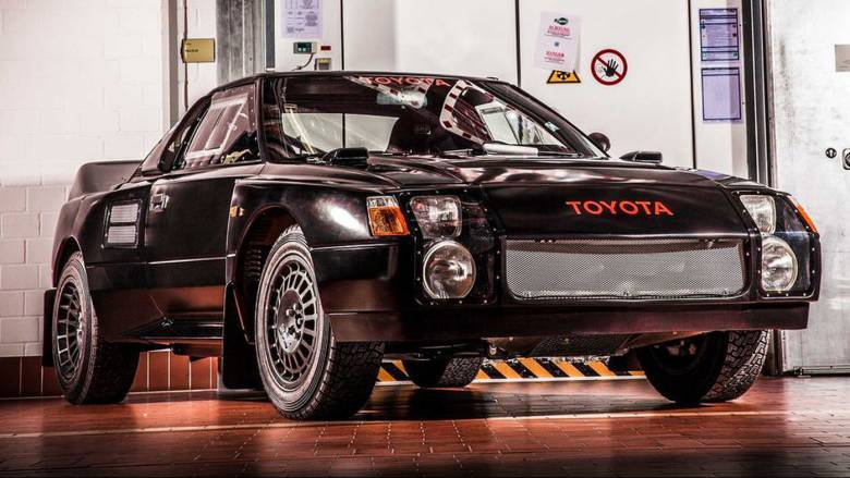 Αυτό το Toyota MR2 εξελίχθηκε ως καθαρόαιμο αγωνιστικό αλλά δεν έτρεξε ποτέ σε κανένα ράλι…