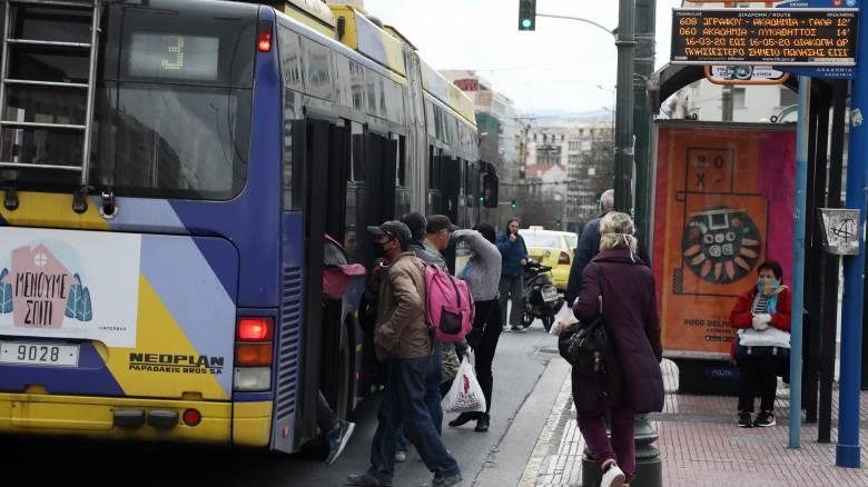 Κορωνοϊός: Ποια είναι τα νέα μέτρα για τα μέσα μεταφοράς
