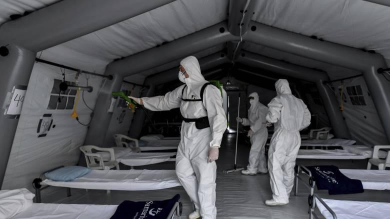 Κορωνοϊός - Ιταλία: 727 νεκροί και 4.782 νέα κρούσματα σε μία ημέρα