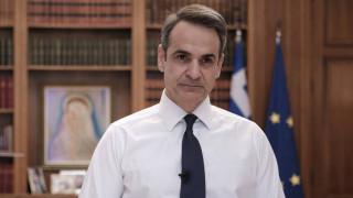 Μητσοτάκης: Η Ελλάδα χειρίζεται αποτελεσματικά την αντιμετώπιση του κορωνοϊού