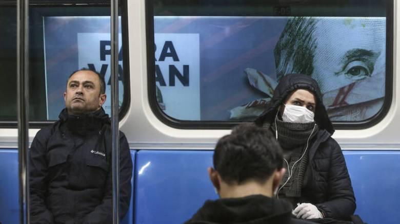 Κορωνοϊός: Στους 277 οι νεκροί στην Τουρκία - 66 το τελευταίο 24ωρο