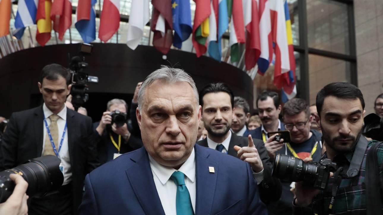 Κορωνοϊός: Η Γερμανία επικρίνει τα έκτακτα μέτρα της κυβέρνησης της Ουγγαρίας