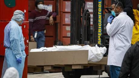 Κορωνοϊός: Δραματικές ώρες στις ΗΠΑ - 884 νεκροί σε 24 ώρες