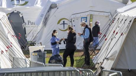 ΗΠΑ: Βρέφος έξι εβδομάδων το νεότερο θύμα του κορωνοϊού στον κόσμο