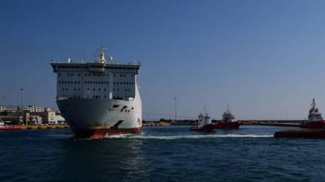 Κορωνοϊός: Περισσότερα από 120 άτομα θετικά στο πλοίο «Ελευθέριος Βενιζέλος»