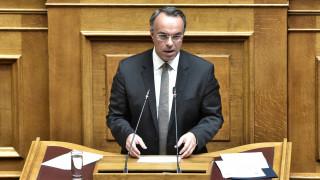 Σταϊκούρας: Το «μαξιλάρι» ασφαλείας είναι 15,7 δισ. ευρώ - Κάναμε την κρίση ευκαιρία