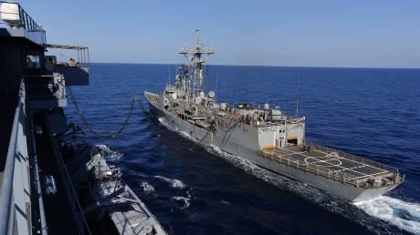 Λιβύη: Ενεργός ο ρόλος της Γαλλίας στη ναυτική επιχείρηση «Ειρήνη»