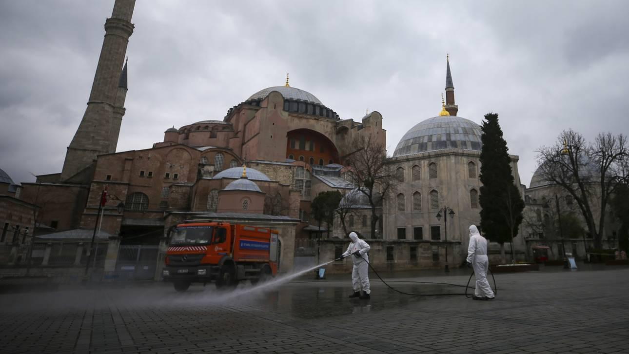 Κωνσταντινούπολη: Νέα έκκληση του δημάρχου για απαγόρευση κυκλοφορίας