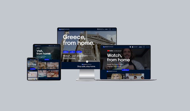 greecefromhome platform overview eng