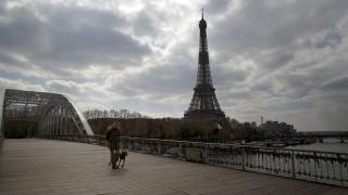 Γαλλία: Πόλη - φάντασμα το Παρίσι εξαιτίας του κορωνοϊού