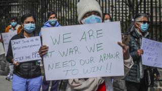 Κορωνοϊός - ΗΠΑ: Αίτημα στο Πεντάγωνο να παραδώσει 100.000 σάκους πτωμάτων στις υπηρεσίες υγείας