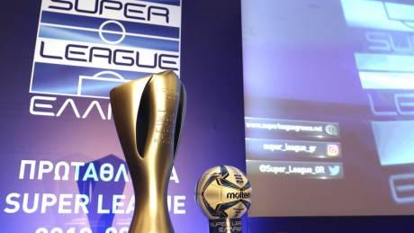 Super League: Παράταση αναστολής μέχρι 24 Απριλίου, στο τραπέζι η οριστική διακοπή