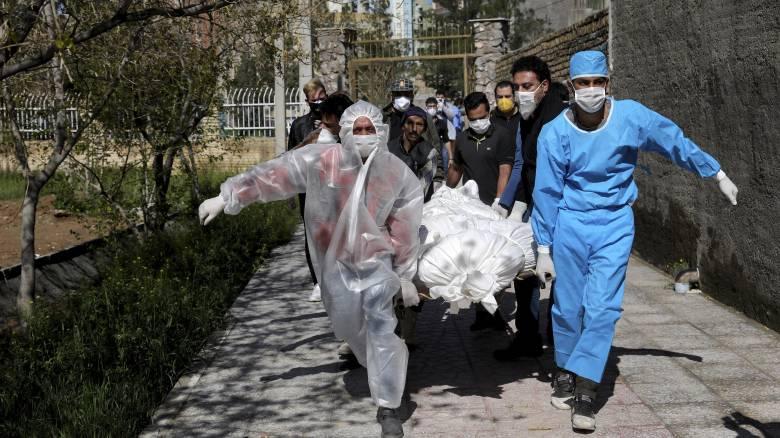 Κορωνοϊός - Ιράν: Στους 3.160 οι νεκροί - Θετικός στον ιό ο πρόεδρος του κοινοβουλίου