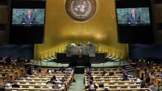 Κορωνοϊός: Η Γενική Συνέλευση του ΟΗΕ καλεί σε «συνεργασία» για την αντιμετώπιση της πανδημίας