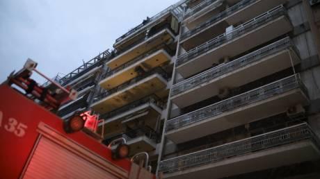 Θεσσαλονίκη: Νεκρός άνδρας από φωτιά σε διαμέρισμα