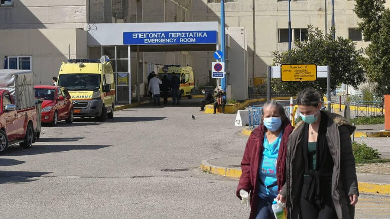 Κορωνοϊός: Και δεύτερος νεκρός στην Πέλλα