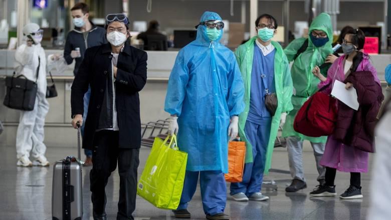 Κορωνοϊός: Ημέρα πένθους στην Κίνα για τους χιλιάδες που πέθαναν από τον COVID-19