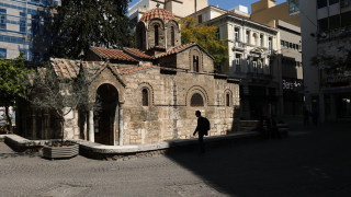 Google: Πόσο μειώθηκαν οι μετακινήσεις στην Ελλάδα