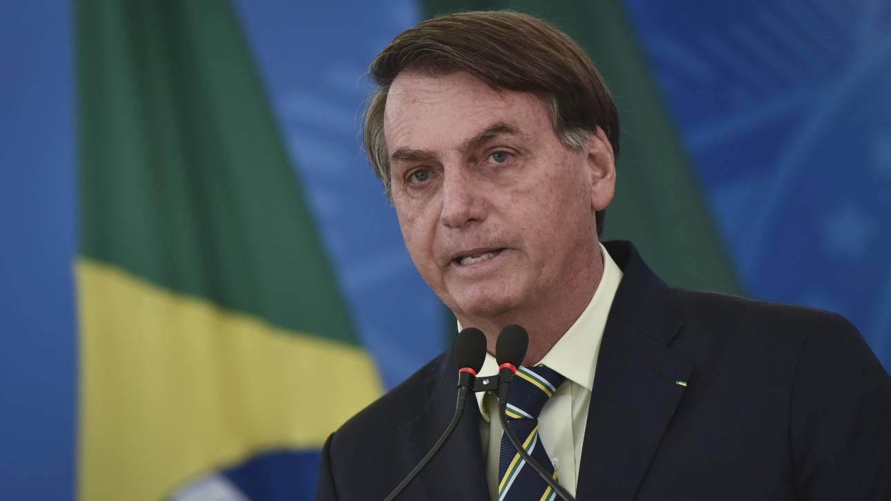 Κορωνοϊός - Βραζιλία: Νηστεία και προσευχή προτείνει ο Μπολσονάρου