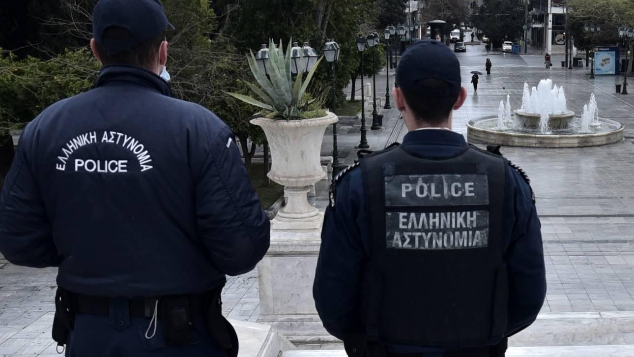 Κορωνοϊός: Θετικός στον ιό αστυνομικός στο Χαλάνδρι - Σε καραντίνα 17 συνάδελφοί του