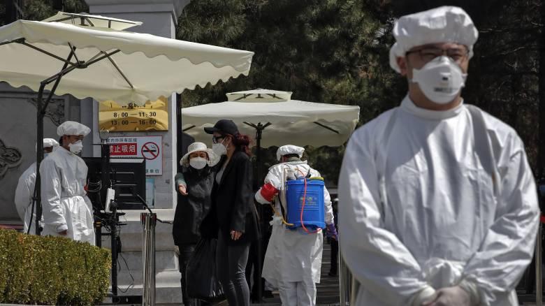 Κορωνοϊός: Ξεπέρασαν τους 59.000 οι νεκροί παγκοσμίως από την πανδημία