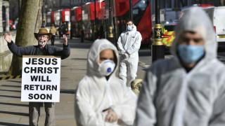 Κορωνοϊός - Μ. Βρετανία: Πέθανε ένα πεντάχρονο αγοράκι – 708 νεκροί σε 24 ώρες