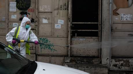 Τσιόδρας στο CNN Greece: «Έκπληξη» ο κορωνοϊός, περιμέναμε πανδημία γρίπης