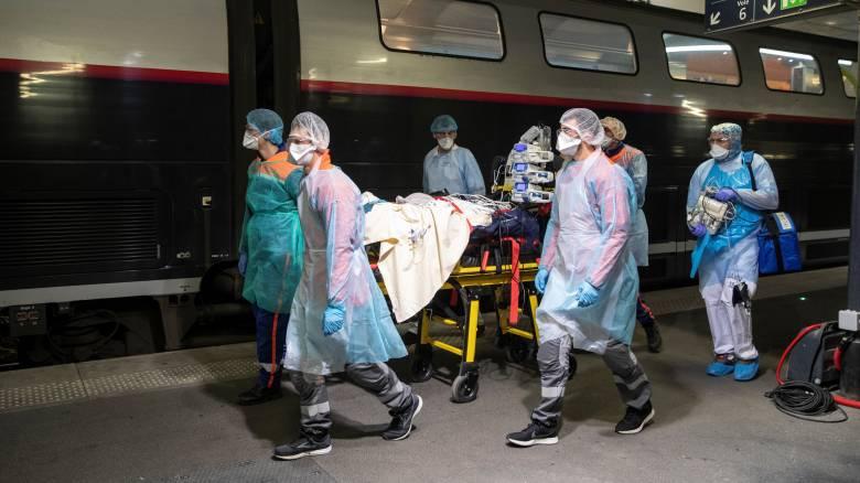 Κορωνοϊός – Γαλλία: 7.560 οι θάνατοι από την αρχή της επιδημίας