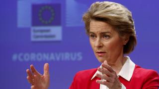 Ούρσουλα φον ντερ Λάιεν: Χρειαζόμαστε ένα σχέδιο Μάρσαλ για την Ευρώπη