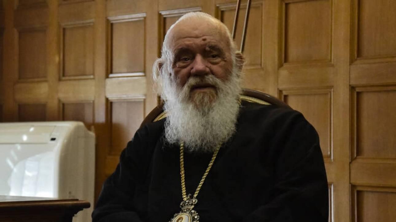 Εξιτήριο για τον Αρχιεπίσκοπο Ιερώνυμο μετά την τοποθέτηση βηματοδότη