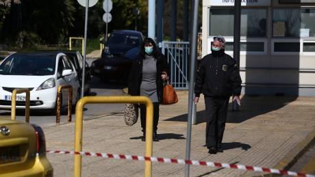 Κορωνοϊός: Δύο ακόμη νεκροί στην Ελλάδα - Σε Ιωάννινα και Καστοριά
