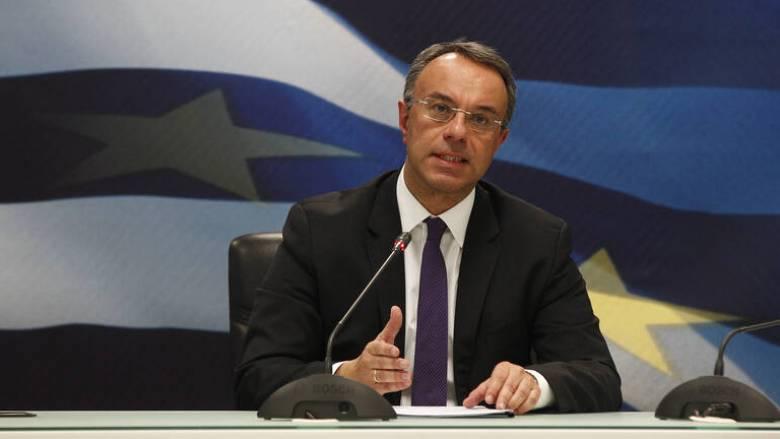 Σταϊκούρας: Θα υπερδιπλαστιαστούν τα μέτρα αντιμετώπισης της κρίσης το Μάιο