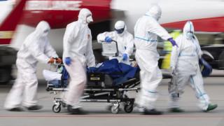 Ο κορωνοϊός σε αριθμούς: 65.272 νεκροί και 1,2 εκατ. κρούσματα παγκοσμίως
