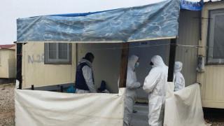 Κορωνοϊός: Κλιμάκιο του ΕΟΔΥ στο κέντρο φιλοξενίας Μαλακάσας μετά τον εντοπισμό κρούσματος