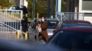Κορωνοϊός: Η εξάπλωση του Covid 19 στην Ελλάδα με αριθμούς (5 Απριλίου)