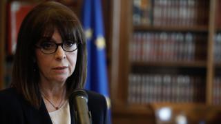 Σακελλαροπούλου: Μένουμε σπίτι αλλά δεν χάνουμε την επαφή με την ιστορία