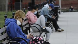 Κορωνοϊός: Ραγδαία αύξηση των κρουσμάτων σε ένα 24ωρο στη Νέα Υόρκη